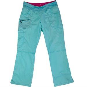 Beyond Scrubs Women's Comfort Waist Scrub Pants